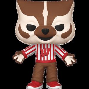 Bucky Badger [UW]: Funko POP! College x UW Vinyl Figure [#009 / 44422]