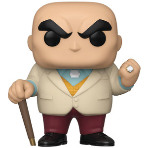 Kingpin (Specialty Series): Funko POP! Marvel x Marvel 80th Vinyl Figure [#550 / 44480]