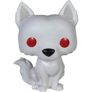 Ghost: Funko POP! x Game of Thrones Vinyl Figure [#019 / 03876]