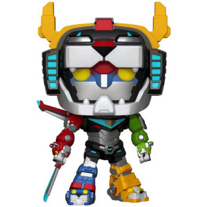 Voltron: Funko Deluxe POP! Animation x Voltron - Legendary Defender Vinyl Figure [#471 / 34189]