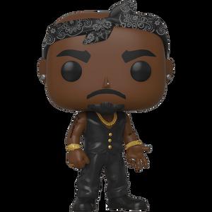 Tupac Shakur: Funko POP! Rocks x 2Pac Vinyl Figure [#158 / 45432]