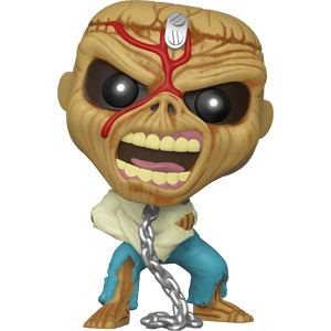 Piece of Mind Eddie: Funko POP! Rocks x Iron Maiden Vinyl Figure [#146 / 45983]