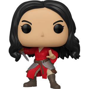 Mulan [Warrior]: Funko POP! Disney x Disney - The Mulan Vinyl Figure [#637 / 46096]