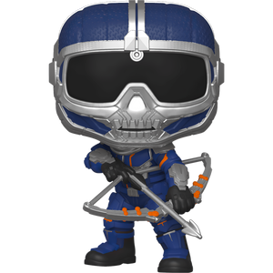 Taskmaster: Funko POP! Marvel x Black Widow Vinyl Figure [#533 / 46685]