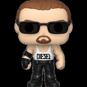 Diesel: Funko POP! WWE x WWE Vinyl Figure [#074 / 46845]