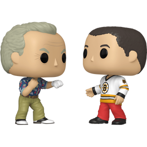Bob Barker & Happy Gilmore: Funko POP! Movies x Happy Gilmore Vinyl Figure [46849]