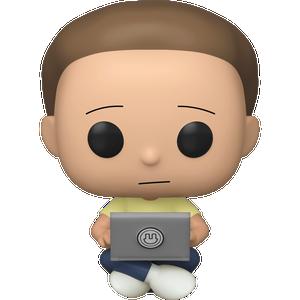 Morty with Laptop: Funko POP! Animation x Rick & Morty Vinyl Figure [#692 / 47791]