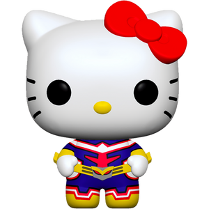 Hello Kitty All Might: Funko POP! Animation Sanrio x My Hero Academia Vinyl Figure [#791 / 46829]