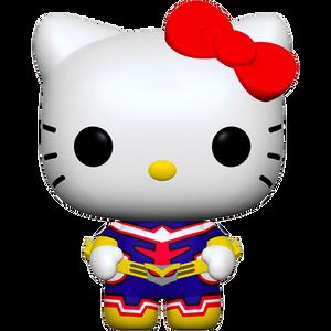 Hello Kitty All Might: Funko POP! Animation Sanrio x My Hero Academia Vinyl Figure [#791 / 46829]