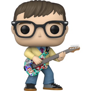 Rivers Cuomo: Funko POP! Rocks x Metallica Vinyl Figure [#174 / 46931]