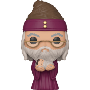 Albus Dumbledore: Funko POP! x Harry Potter Vinyl Figure [#115 / 48067]