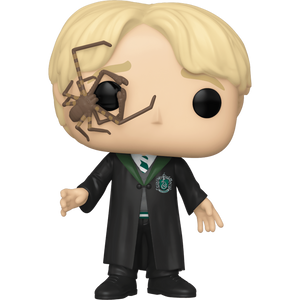 Draco Malfoy: Funko POP! x Harry Potter Vinyl Figure [#117 / 48069]