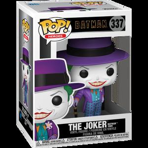 The Joker [Batman 1989]: Funko POP! Heroes x Batman 1989 Vinyl Figure [#337 / 47709]