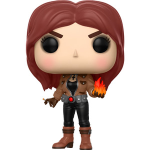 Liz Sherman: Funko POP! Comics x Hellboy Vinyl Figure [#002 / 22718]