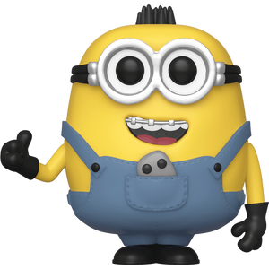 Pet Rock Otto: Funko POP! Movies x Minions: The Rise of Gru Vinyl Figure [#903 / 47803]