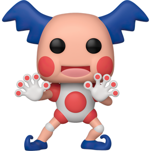 Mr. Mime: Funko POP! Games x Pokémon Vinyl Figure [#582 / 46865]