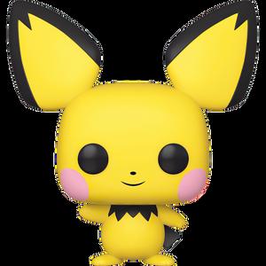 Pichu: Funko POP! Games x Pokémon Vinyl Figure [#579 / 46862]