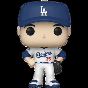 Cody Bellinger [Dodgers]: Funko POP! MLB Vinyl Figure [#038 / 46819]