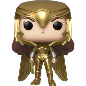Wonder Woman Golden Armor: Funko POP! Heroes Vinyl Figure [#227 / 46658]