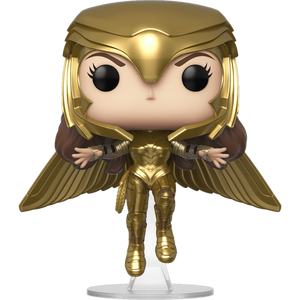 Wonder Woman Golden Armor Flying: Funko POP! Heroes Vinyl Figure [#227 / 46660]