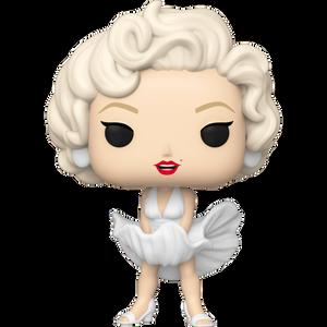Marilyn Monroe: Funko POP! Icons Vinyl Figure [#049 / 46771]