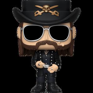 Lemmy Kilmister: Funko POP! Rocks x Motörhead Vinyl Figure [#170 / 47005]