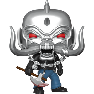 Warpig: Funko POP! Rocks x Motörhead Vinyl Figure [#154 / 47006]