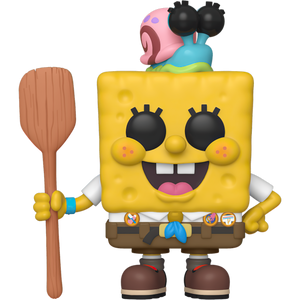 SpongeBob SquarePants with Gary: Funko POP! Animation x Spongebob Squarepants Vinyl Figure [#560 / 47162]