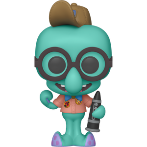 Squidward Tentacles: Funko POP! Animation x Spongebob Squarepants Vinyl Figure [#560 / 47164]
