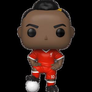 Sadio Mané [Liverpool]: POP! Football / Soccer Vinyl Figure [#032 / 47257]