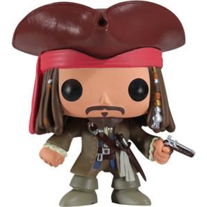 Jack Sparrow: Funko POP! Disney x Pirates of the Caribbean Vinyl Figure [#048 / 02794]