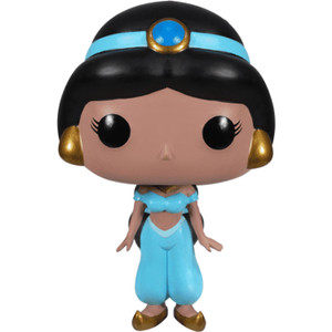 Jasmine: Funko POP! Disney x Aladdin Vinyl Figure [#052 / 03195]