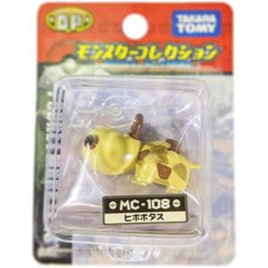 Hippopotas: Takara Tomy Pokemon Monster Collection Mini Figure (#MC-108 / 77386)