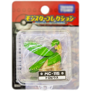 Tropius: Takara Tomy Pokemon Monster Collection Mini Figure (#MC-115 / 70731)