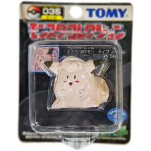 Clefairy: Takara Tomy Pokemon Monster Collection Mini Figure (#035 / 52015)
