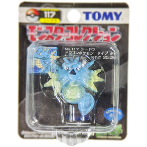Seadra: Takara Tomy Pokemon Monster Collection Mini Figure (#117 / 52106)
