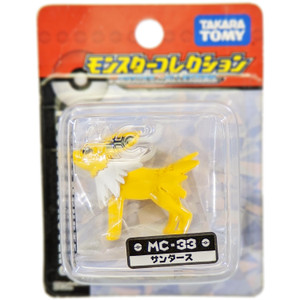 Jolteon: Takara Tomy Pokemon Monster Collection Mini Figure (#MC-033 / 78789)