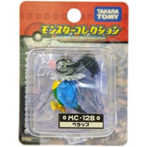 Chatot: Takara Tomy Pokemon Monster Collection Mini Figure (#MC-128 / 74173)