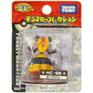 Vespiquen: Takara Tomy Pokemon Monster Collection Mini Figure (#MC-099 / 78101)