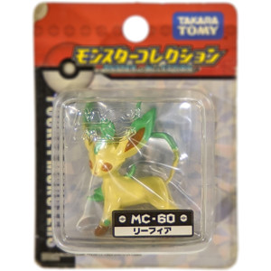 Leafeon: Takara Tomy Pokemon  Monster Collection Mini Figure (#MC-060 / 79649)