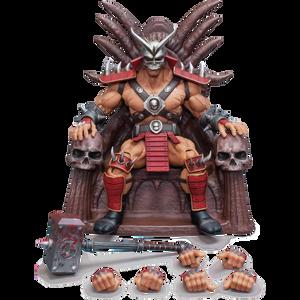 Shao Kahn:  1/12 Storm Collectibles  Mortal Kombat Action Figure [87043]