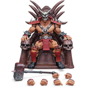 Shao Kahn:  1/12 Storm Collectibles  Mortal Kombat Action Figure [87043]