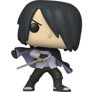 Sasuke Uchiha (Specialty Series): Funko POP! Animation x Boruto - Naruto Next Generations Vinyl Figure [#698 / 47509]