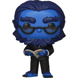 Beast: Funko POP! Marvel x X-Men Vinyl Figure [#643 / 49289]