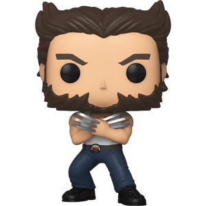 Logan: Funko POP! Marvel x X-Men Vinyl Figure [#647 / 49283]