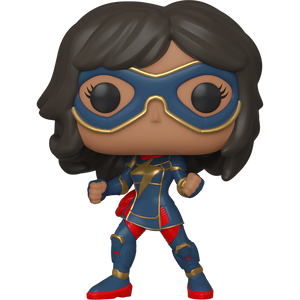 Kmala Khan: Funko POP! Games x Marvel's Avengers - Gamerverse Vinyl Figure [#631 / 47760]
