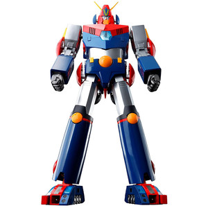 "Combattler V: ~14"" Tamashii Nations  DX Soul of Chogokin Die-Cast Action Figure (BAN19252)"