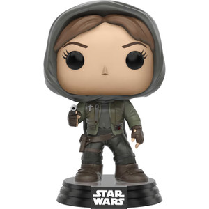 Jyn Erso (Hot Topic Exclusive): Funko POP! x Star Wars - Rogue One Vinyl Figure [#150 / 10450]