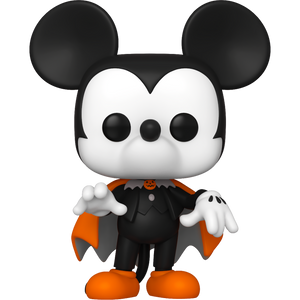 Spooky Mickey Mouse: Funko POP! x Disney Halloween Vinyl Figure [#795 / 49792]