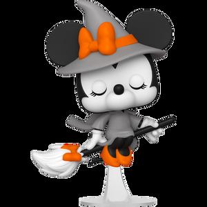 Witchy Minnie Mouse: Funko POP! x Disney Halloween Vinyl Figure [#796 / 49793]